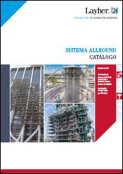 Sistema de andamios multidireccional Allround
