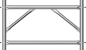 Marco base de Cimbra Allround TG60 H=0,71 m.