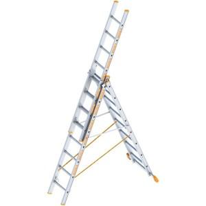 Escalera telescópica