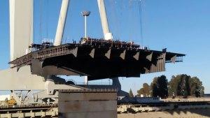 Construcción de petrolero Suezmax
