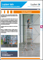Layher Info SoloTower