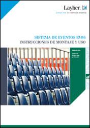 Instrucciones de montaje sistema EV86