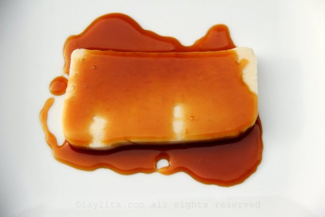 Miel con quesillo