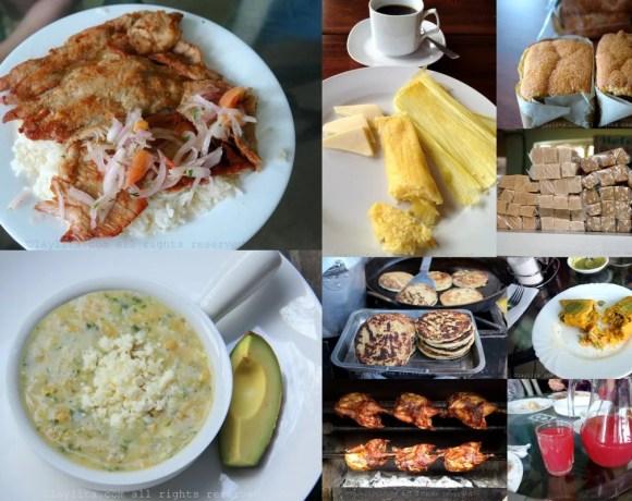 Que comer en Loja Ecuador