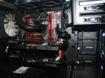 Rampage V Extreme Dual GPU