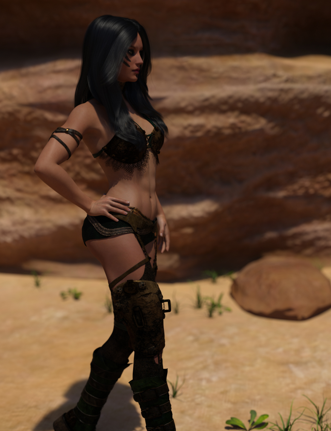 The Wasteland Diva