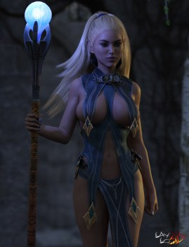 The Elf Mage Pic 01