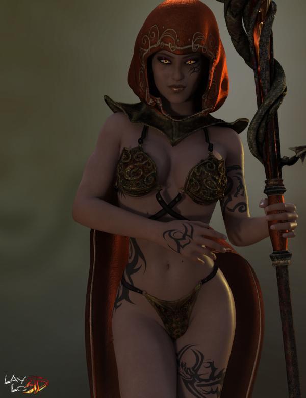 Dragon Priestess 2