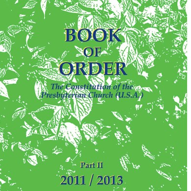 Book of Order