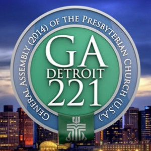 GA logo round