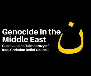 genocide in the middle east