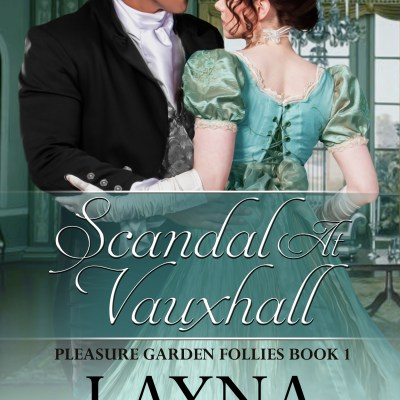 Nathaniel Lives! Scandal At Vauxhall is Featured This Week for #mysexysaturday