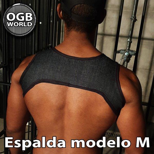 OGB-World-Fetish-Espalda-Gris-modelo-M
