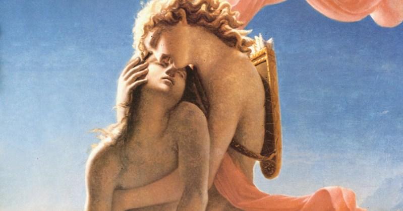 1801 La Morte Di Giacinto Broc Jean
