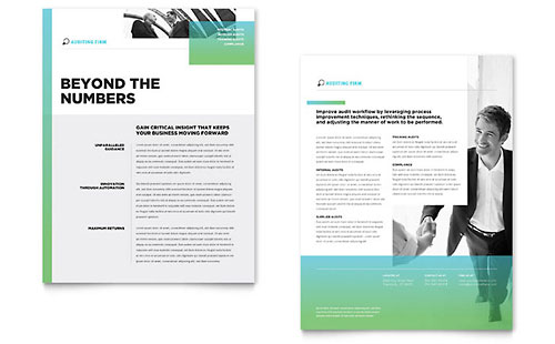 Free Datasheet Template Download Word & Publisher Templates