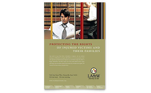 Lawyer Amp Law Firm Business Card Amp Letterhead Template Word Amp Publisher