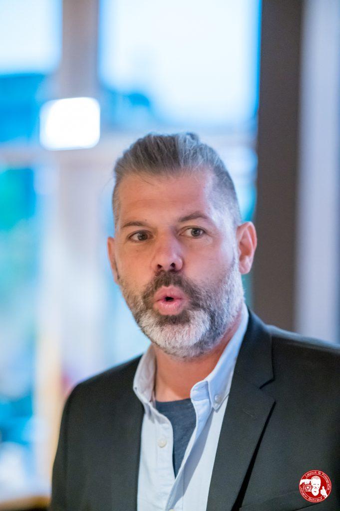 Jörg Rolf Wingerter, Dideka, im BNI-Chapter Trollinger Heilbronn