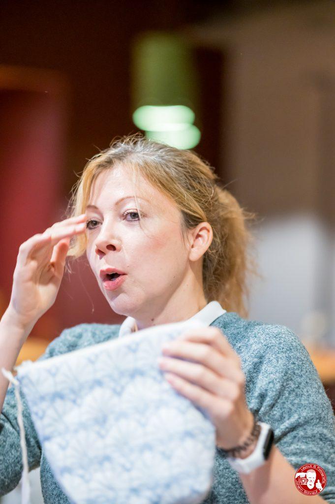 Katrin Gonser, für Hope e.V., im BNI-Chapter Trollinger Heilbronn