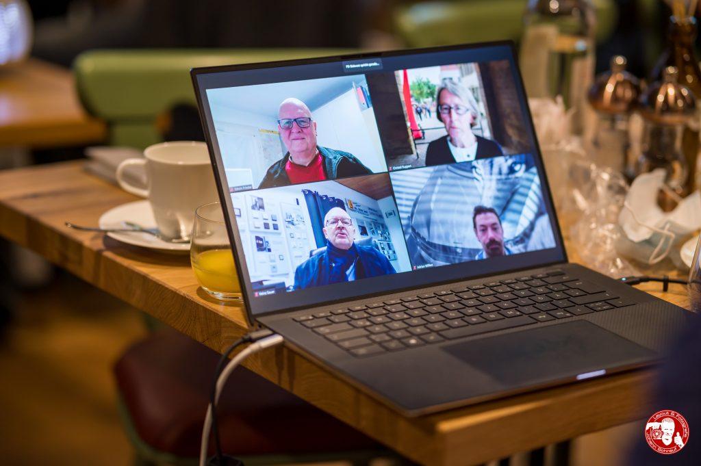 Online-Teilnehmer im BNI-Chapter Trollinger Heilbronn