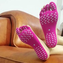 Invisible Barefoot Foot Stickers - Lazaara