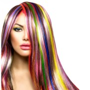 color temporary hair dye -toxic