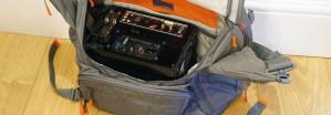 Lazer3D LZ7 in STM velo 2 messenger bag