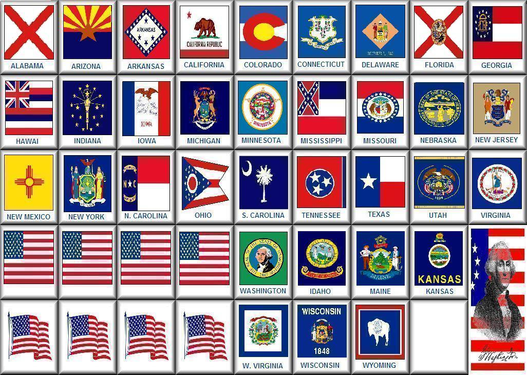 american state flags best