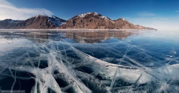 Lake Baikal Deepest Biggest Oldest Lazer Horse