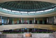 North Korea Building's Interior