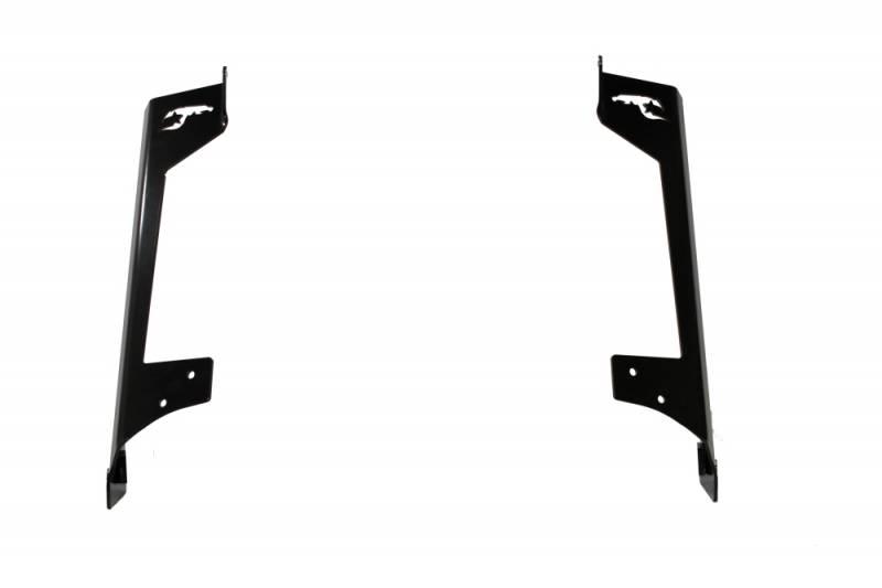 Lazer Star Jeep Kit High Light Bracket Black