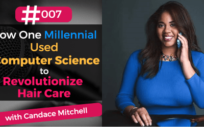 How One Millennial Used Computer Science to Revolutionize the Hair Care Industry
