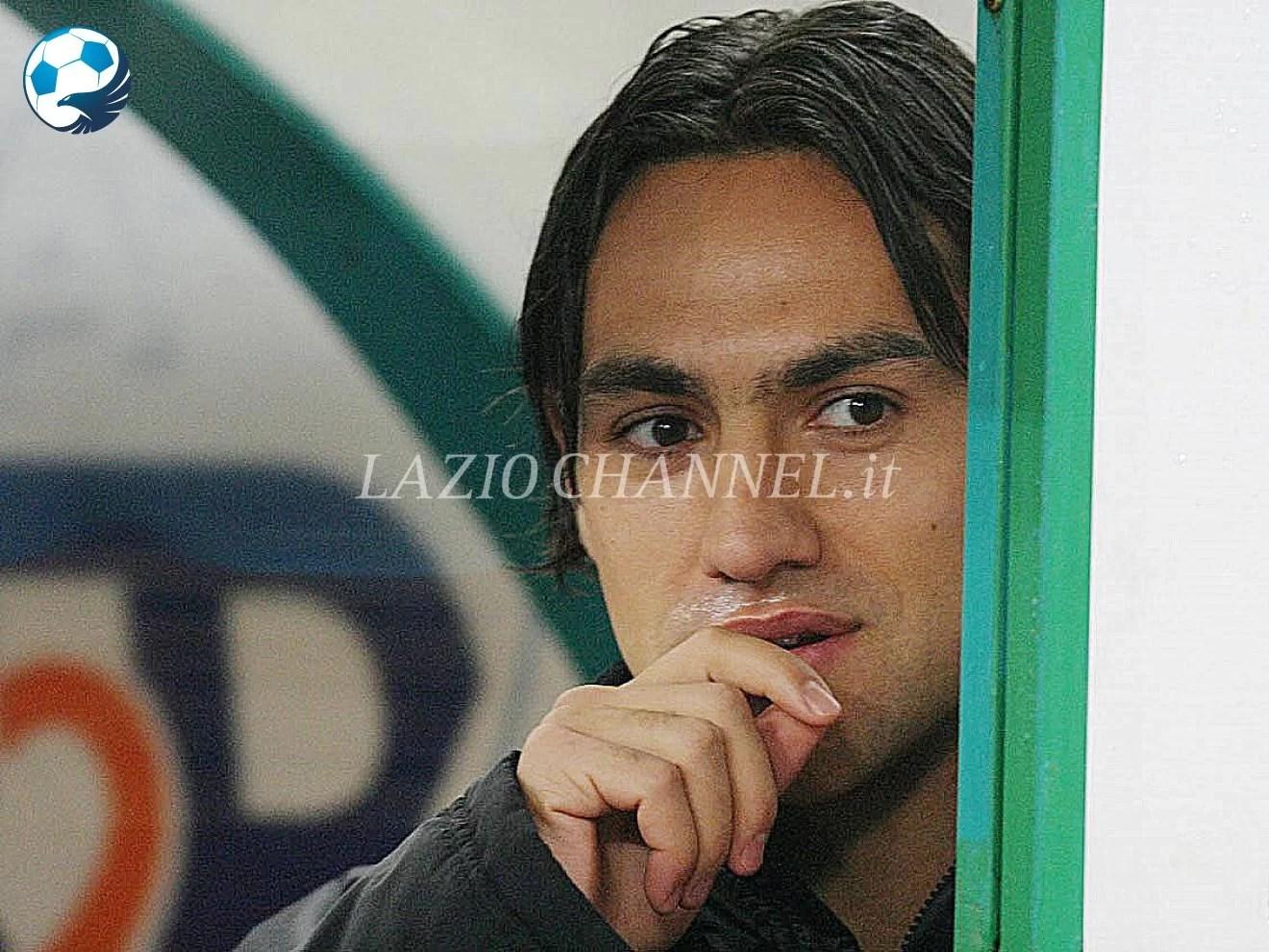 Alessandro Nesta ex capitano Lazio