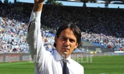 Simone Inzaghi mister della Lazio