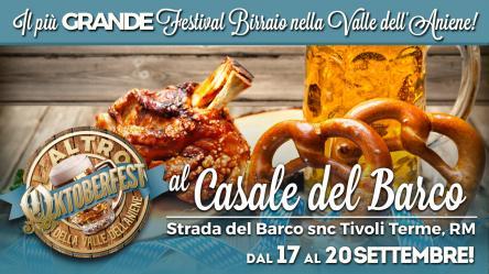 L39altro Oktoberfest della Valle dell39Aniene Tivoli RM 17092015 Lazio in Festa