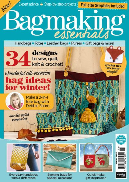 Bag making essentials issue 3