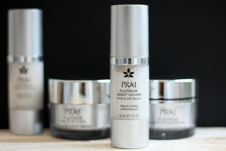 Prai platinum night firm and lift serum reviewed