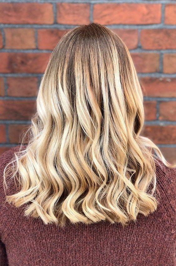 lately February 2020 hair