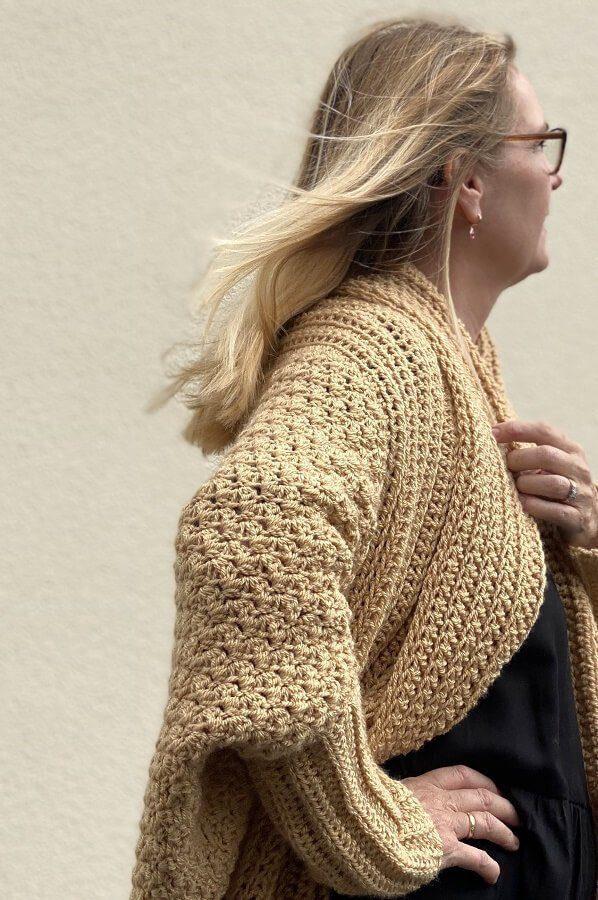crochet cardigan idea