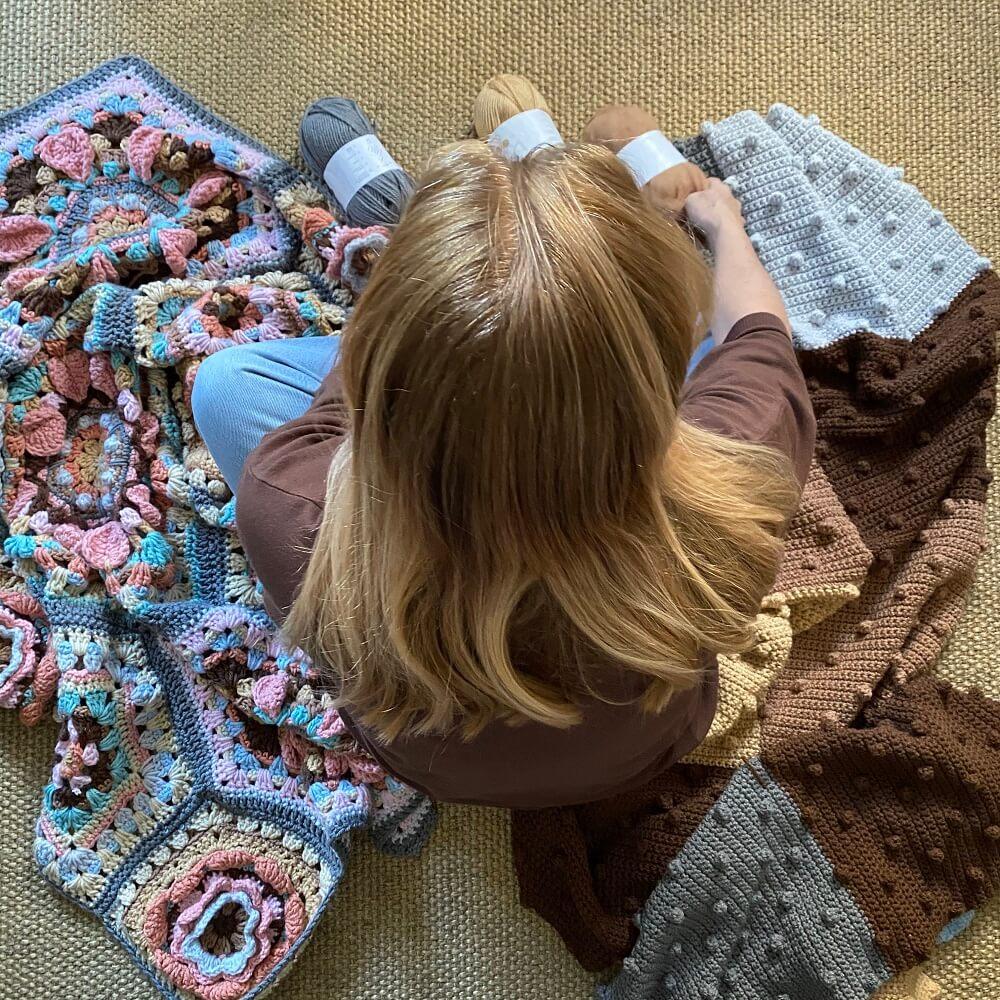 crochet blanket projects for september 2020
