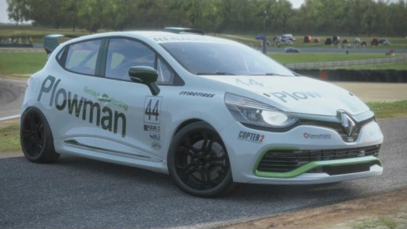Project cars renault