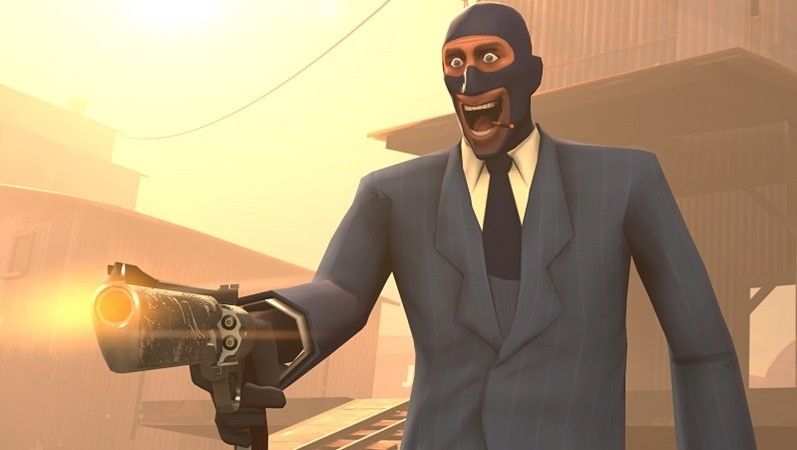 team_fortress_2_wallpaper_spy_with_gun_by_dunkmovies-d5s0lgm