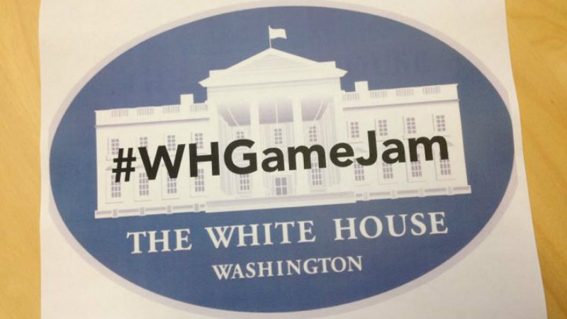 White house game jam