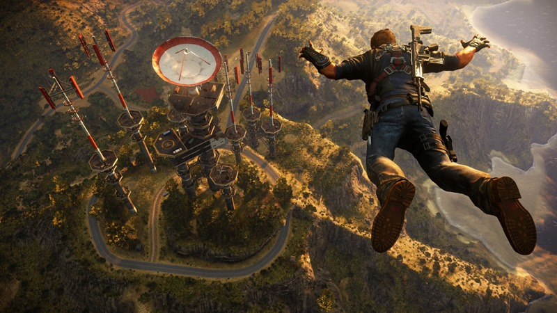 Just Cause Preview 3