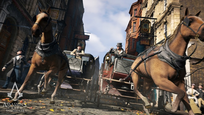 Assassin's Creed Syndicate e3 Interview