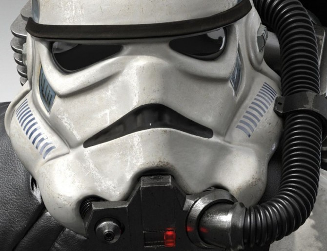 Battlefront trooper
