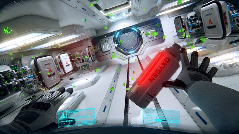 Adr1ft Hands-On 1