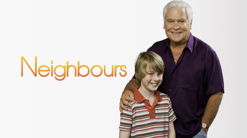 Neighbours is so creepy