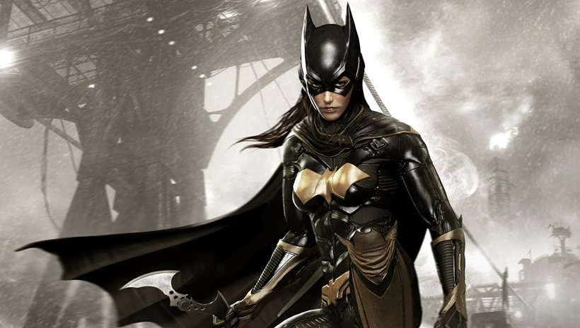 Batgirl a matter of family (4)