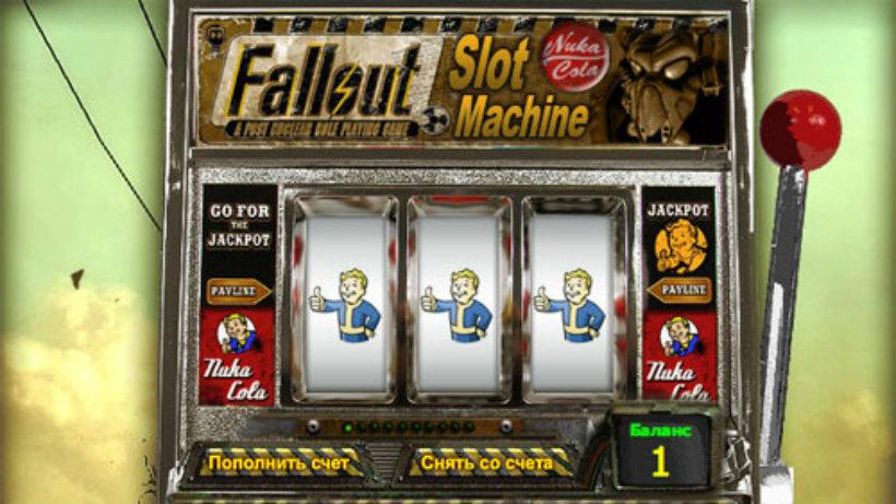 Fallout slot