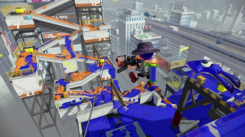 Splatoon Splatfest coming again soon